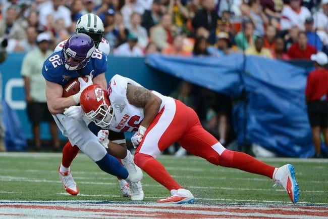 Kansas City Chiefs vs. Minnesota Vikings Pick-Odds-Prediction - 8/23/14