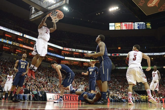 Pittsburgh vs. Louisville - 1/25/15 College Basketball Pick, Odds, and Prediction