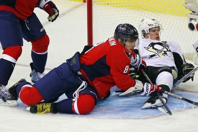 Washington Capitals vs. Pittsburgh Penguins -  NHL Pick, Odds, and Prediction