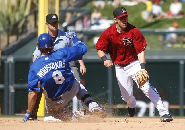 Arizona Diamondbacks vs. Kansas City Royals Pick-Odds-Prediction - 8/5/14