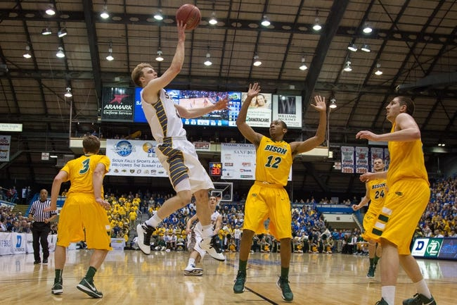 South Dakota State vs. North Dakota - 11/21/14 College Basketball Pick, Odds, and Prediction