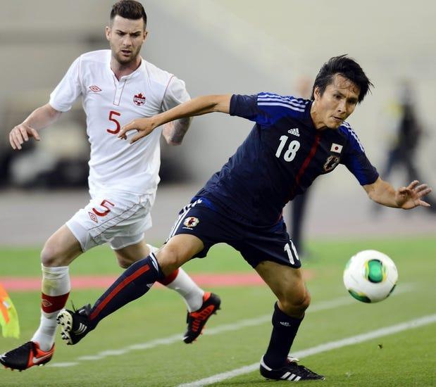 2014 FIFA World Cup: Japan vs Greece Pick, Odds, Prediction - 6/19/14