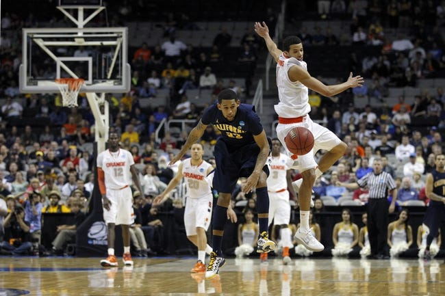 Cal vs. Syracuse  - 11/20/14 College Basketball Pick, Odds, and Prediction