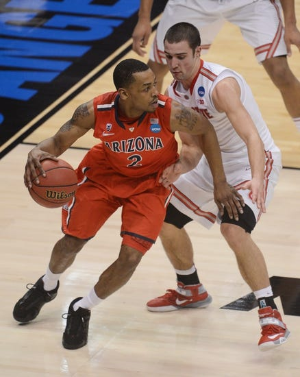 Arizona Wildcats vs. Ohio State Buckeyes NCAA Tournament - 3/21/15 College Basketball Pick, Odds, and Prediction