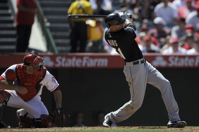Los Angeles Angels vs. Chicago White Sox MLB Pick, Odds, Prediction - 6/6/14