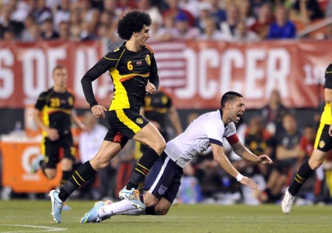 2014 FIFA World Cup: Russia vs Belgium Pick, Odds, Prediction - 6/22/14