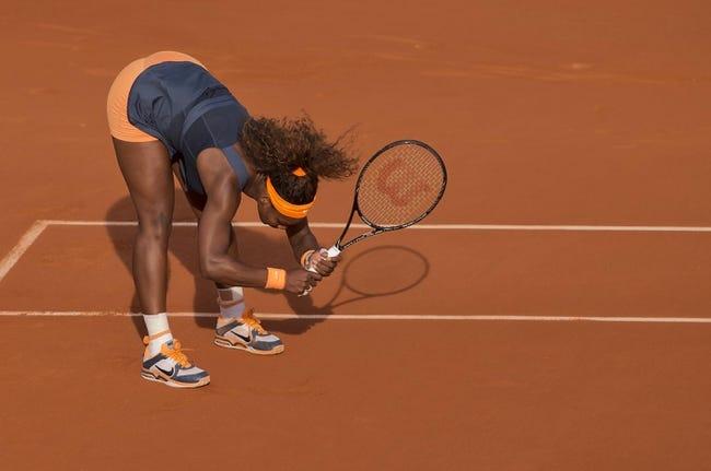 Serena Williams vs. Sara Errani 2015 French Open, Pick, Odds, Prediction