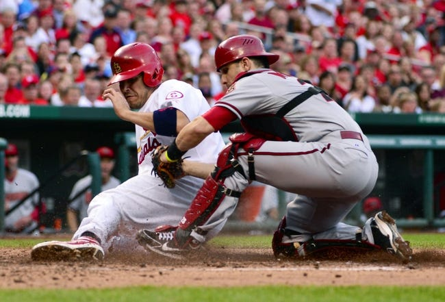 St. Louis Cardinals vs. Arizona Diamondbacks MLB Pick, Odds, Prediction - 5/20/14