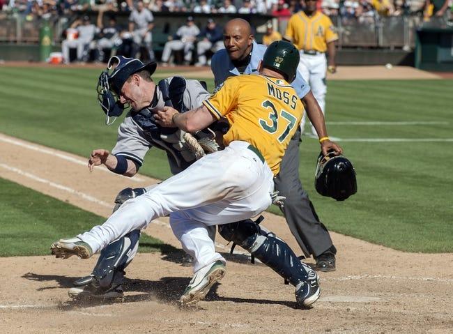 New York Yankees vs. Oakland Athletics MLB Pick, Odds, Prediction 6/3/14