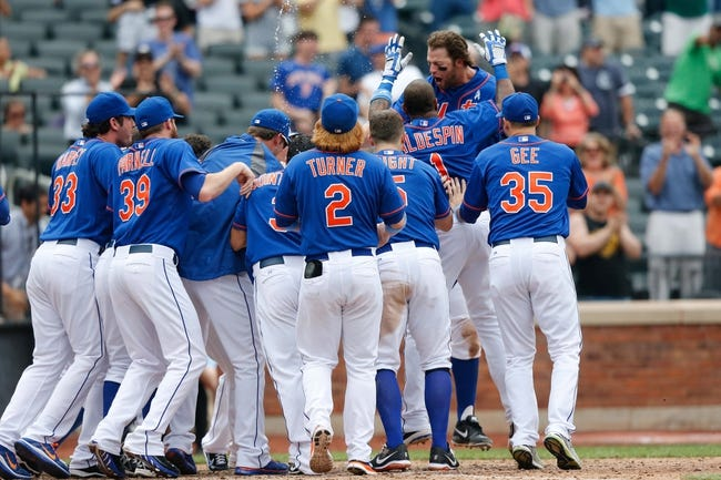 Chicago Cubs vs. New York Mets MLB Pick, Odds, Prediction - 6/5/14