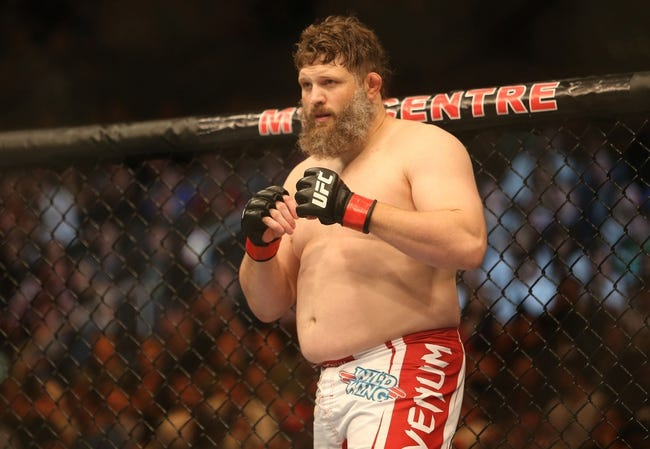 UFC NEWS: UFC Fight Night 39: Nelson Vs. Nogueira Picks, Odds & Predictions - 4/11/14 - MMA NEWS