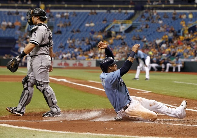 Chicago White Sox vs. Tampa Bay Rays MLB Pick, Odds, Prediction 4/27/14