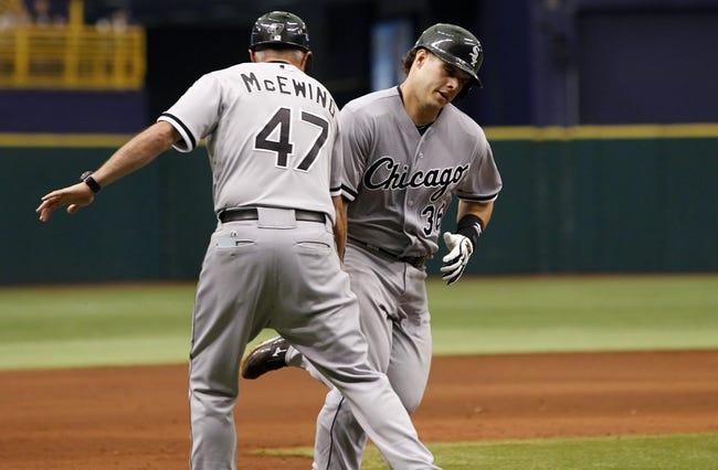 Chicago White Sox vs. Tampa Bay Rays Pick-Odds-Prediction - 4/25/14