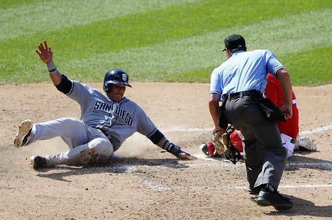 Washington Nationals vs. San Diego Padres MLB Pick, Odds, Prediction - 4/24/14
