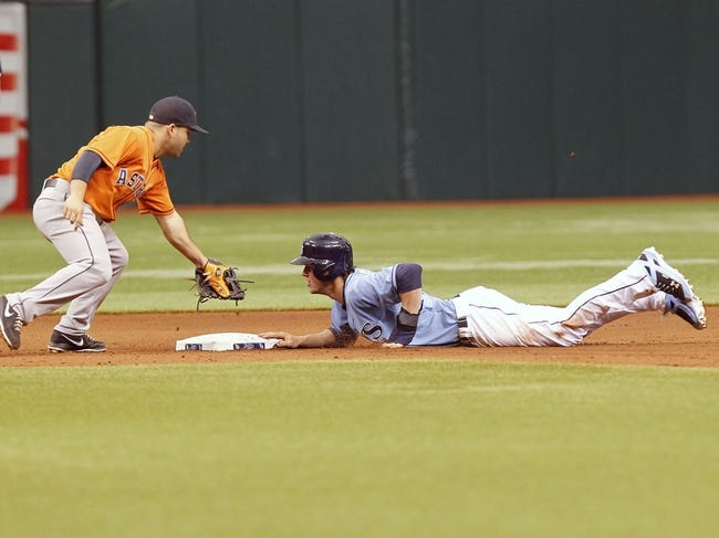 Houston Astros vs. Tampa Bay Rays MLB Pick, Odds, Prediction - 6/13/14