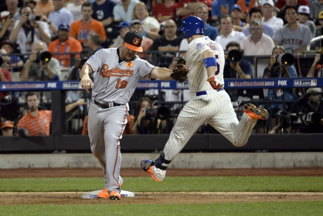 Orioles at Mets - 5/5/15 MLB Pick, Odds, and Prediction