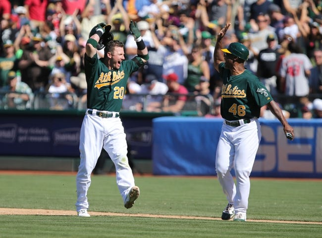 Boston Red Sox vs. Oakland Athletics Pick-Odds-Prediction - 5/2/14
