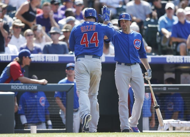 Chicago Cubs vs. Colorado Rockies MLB Pick, Odds, Prediction - 7/28/14