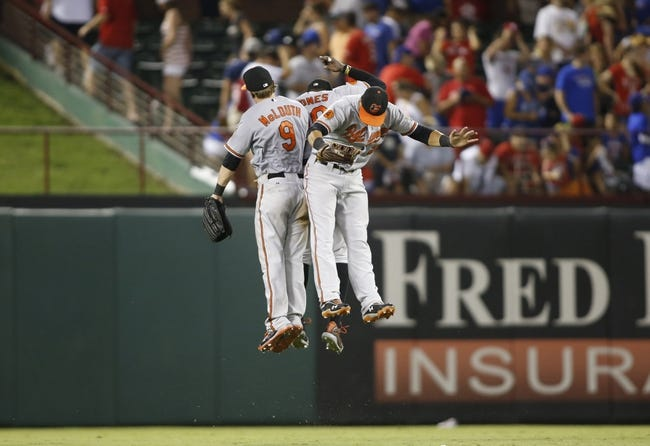 Texas Rangers vs. Baltimore Orioles Pick-Odds-Prediction - 6/3/14