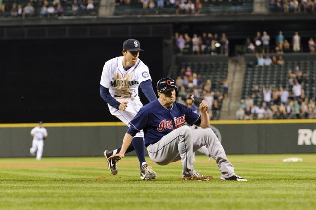 Seattle Mariners vs. Cleveland Indians MLB Pick, Odds, Prediction 6/27/14