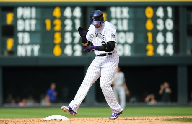Colorado Rockies vs. Milwaukee Brewers Pick-Odds-Prediction - 6/20/14