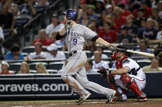 Atlanta Braves vs. Colorado Rockies MLB Pick, Odds, Prediction - 5/23/14