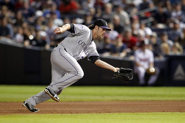 Atlanta Braves vs. Colorado Rockies Pick-Odds-Prediction - 5/24/14