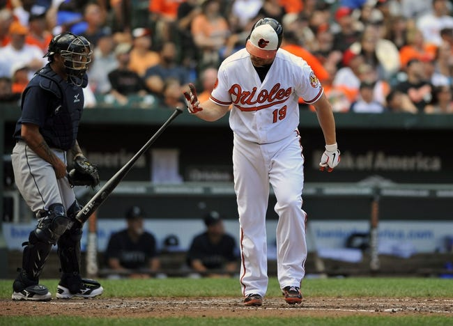 Seattle Mariners vs. Baltimore Orioles Pick-Odds-Prediction - 7/24/14