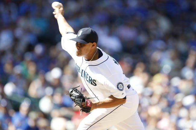 Seattle Mariners vs. Toronto Blue Jays 8/11/14 MLB Pick, Odds, Prediction