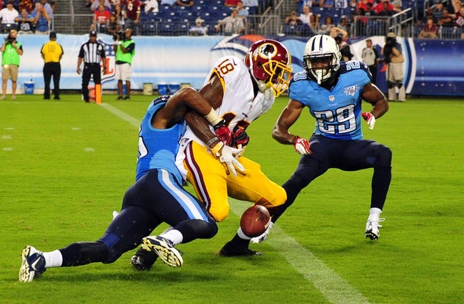 Washington Redskins vs. Tennessee Titans 10/19/14 NFL Pick, Odds, and Prediction