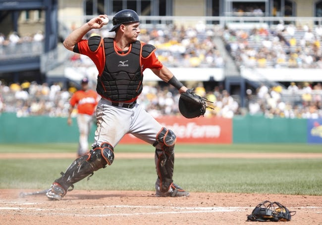 Miami Marlins vs. Pittsburgh Pirates MLB Pick, Odds, Prediction - 6/13/14