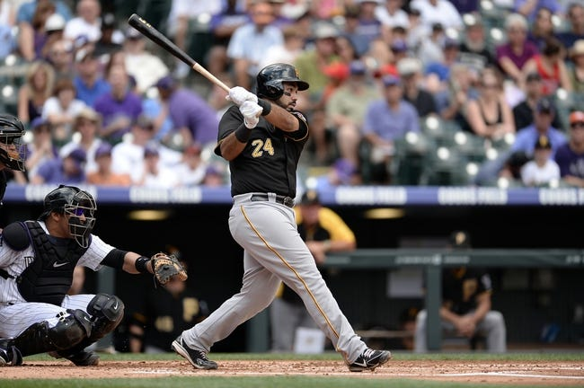 Colorado Rockies at Pittsburgh Pirates MLB Pick, Odds, Prediction 7/19/14