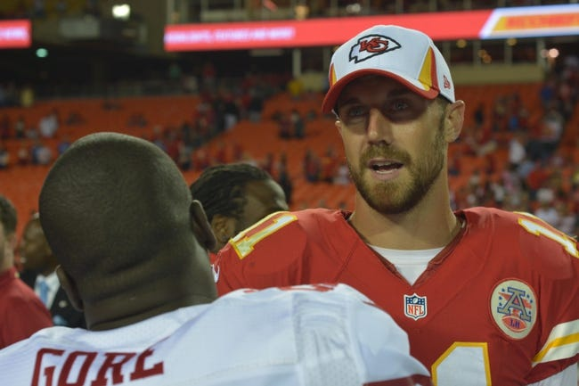 Kansas City Chiefs at San Francisco 49ers Free Pick, Odds, Prediction 10/5/14