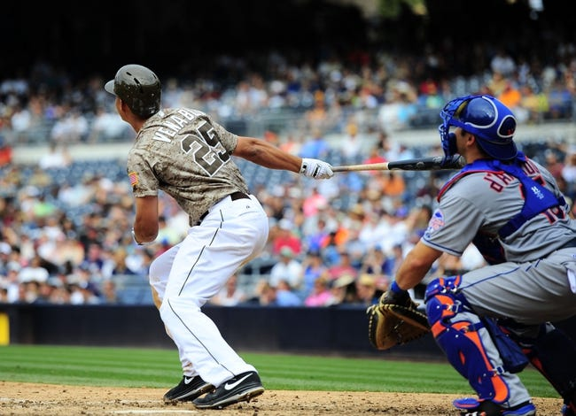 New York Mets vs. San Diego Padres Pick-Odds-Prediction - 6/14/14