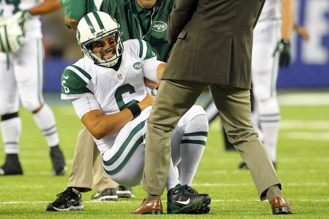 New York Giants at New York Jets Free Pick, Odds, Prediction 8/22/14