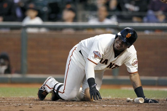 Pittsburgh Pirates vs. San Francisco Giants Pick-Odds-Prediction - 5/6/14