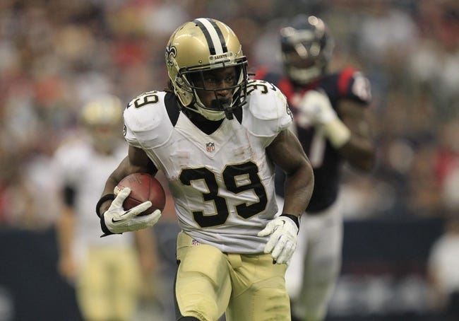 Fantasy Football Draft 2014: Running Back Sleepers