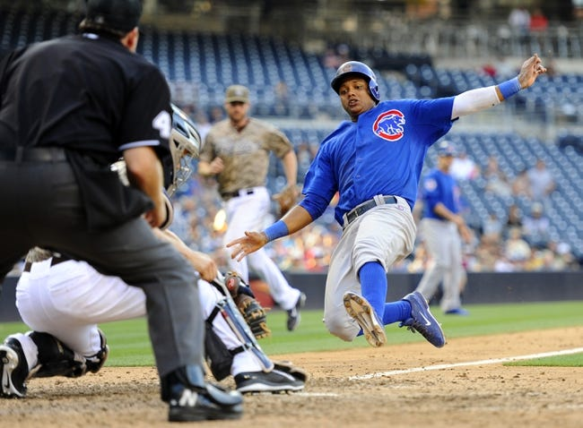 San Diego Padres vs. Chicago Cubs MLB Pick, Odds, Prediction - 5/22/14