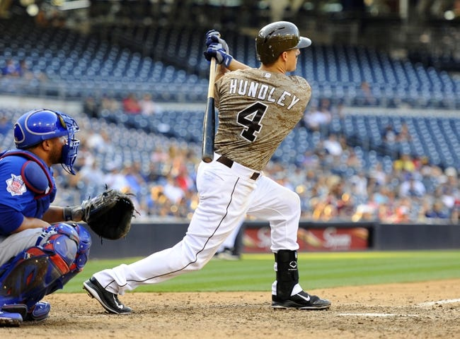San Diego Padres vs. Chicago Cubs Pick-Odds-Prediction - 5/23/14