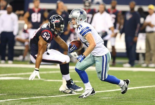 Houston Texans at Dallas Cowboys Free Pick, Odds, Prediction 10/5/14