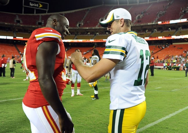 Green Bay Packers vs. Kansas City Chiefs - 8/28/14 NFL Pick and Odds