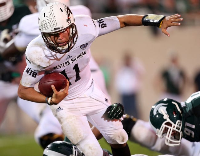 Western Michigan Broncos vs. Michigan State Spartans - 9/4/15 College Football Pick, Odds, and Prediction