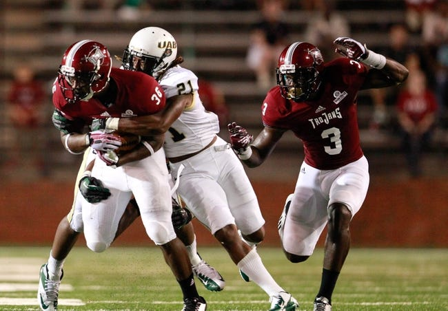 UAB Blazers vs. Troy Trojans Pick-Odds-Prediction - 8/30/14