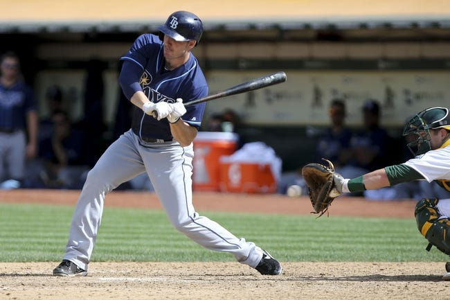 Tampa Bay Rays vs. Oakland Athletics Pick-Odds-Prediction - 5/20/14