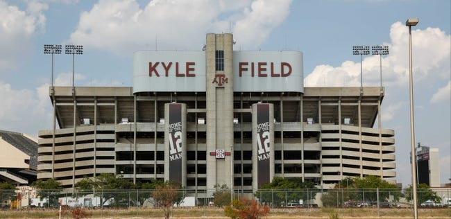 Texas A&M Aggies vs. Rice Owls 9/13/14 College Football Pick and Odds