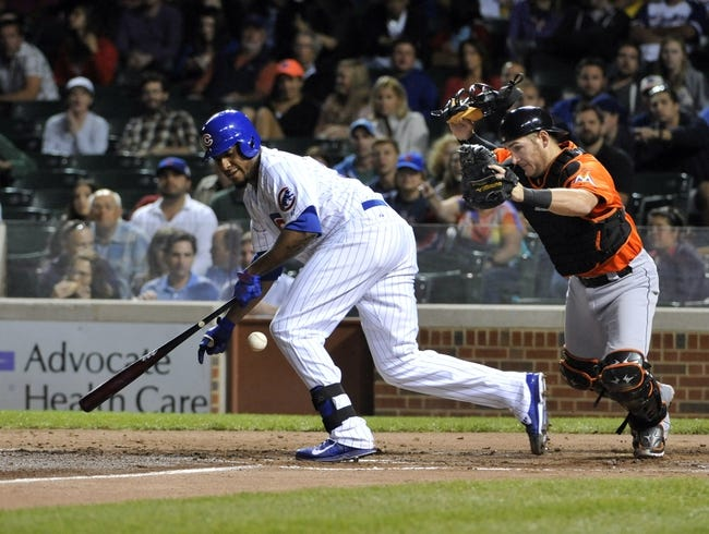 Chicago Cubs vs. Miami Marlins MLB Pick, Odds, Prediction 6/6/14
