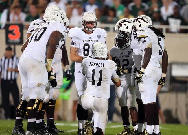 Air Force vs. Western Michigan - 12/20/14 Potato Bowl Pick, Odds, and Prediction