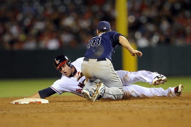 Los Angeles Angels vs. Tampa Bay Rays MLB Pick, Odds, Prediction - 5/15/14
