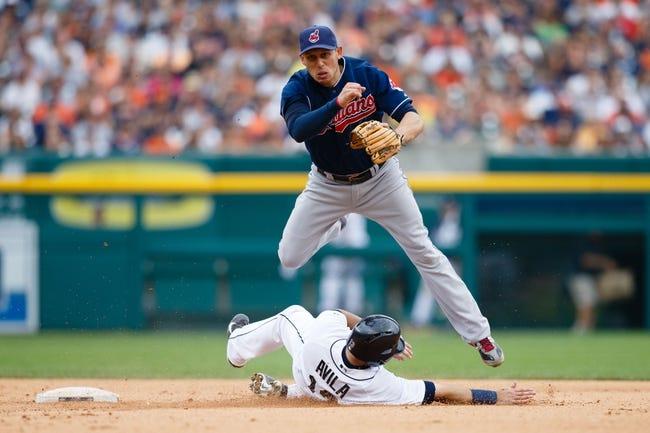 Detroit Tigers vs. Cleveland Indians MLB Pick, Odds, Prediction 4/16/14