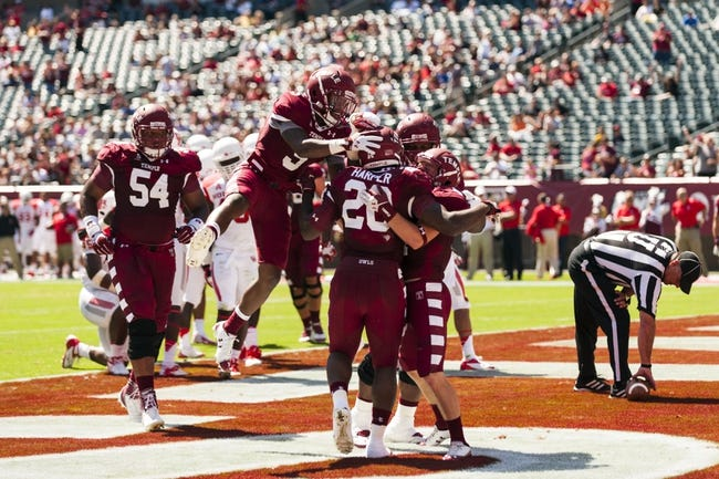 Temple at Houston - 10/17/14 CFB Pick, Odds, Prediction